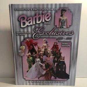 Barbie Doll book